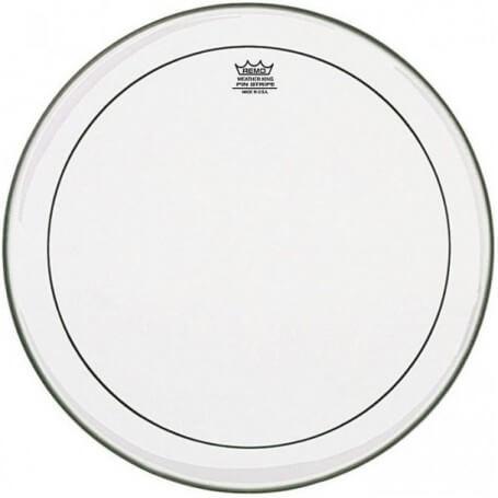 """Remo PS-0308-00 Pinstripe Clear da 8"""" - vaiconlasigla; strumenti musicali; vaiconlasigla shop; vaiconlasigla strumenti m"""