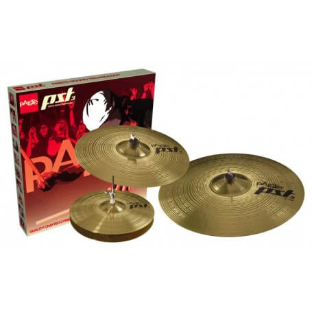 PAISTE PST3 Universal Set - vaiconlasigla; strumenti musicali; vaiconlasigla shop; vaiconlasigla strumenti musicali; mus