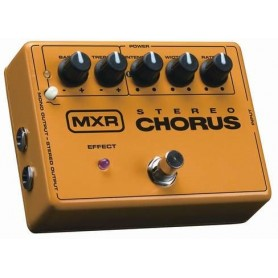 DUNLOP MXR M-134 STEREO CHORUS