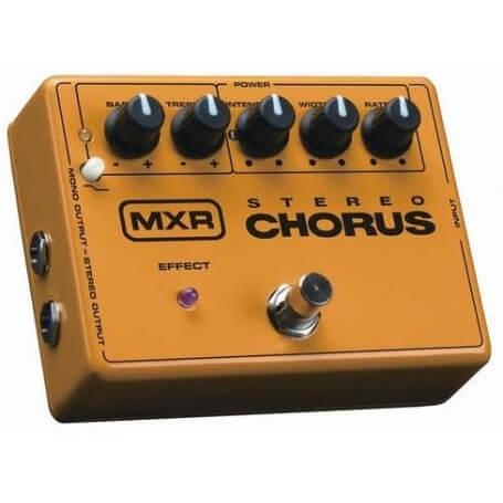DUNLOP MXR M-134 STEREO CHORUS - vaiconlasigla; strumenti musicali; vaiconlasigla shop; vaiconlasigla strumenti musicali