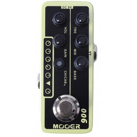 MOOER 006 US CLASSIC DELUXE pedal