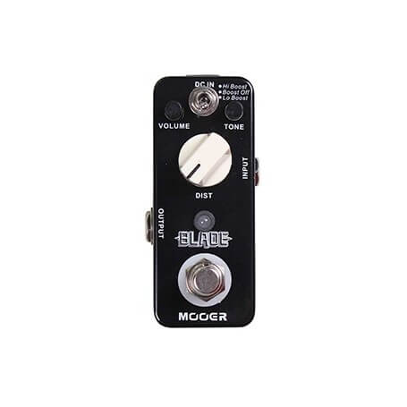 MOOER BLADE Metal distorsion pedal