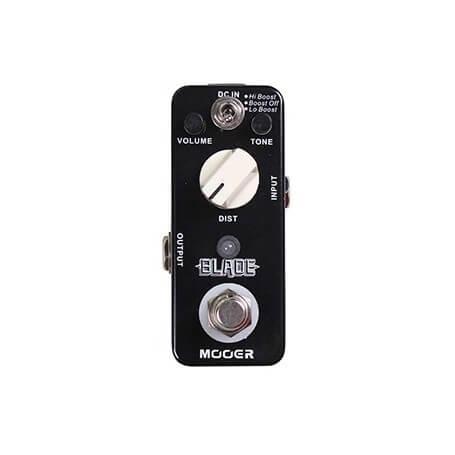 MOOER BLADE Metal distorsion pedal - vaiconlasigla; strumenti musicali; vaiconlasigla shop; vaiconlasigla strumenti musi