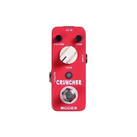 MOOER Cruncher distorsion pedal - vaiconlasigla; strumenti musicali; vaiconlasigla shop; vaiconlasigla strumenti musical