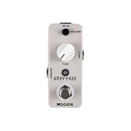 MOOER Grey Faze pedal - vaiconlasigla; strumenti musicali; vaiconlasigla shop; vaiconlasigla strumenti musicali; music i