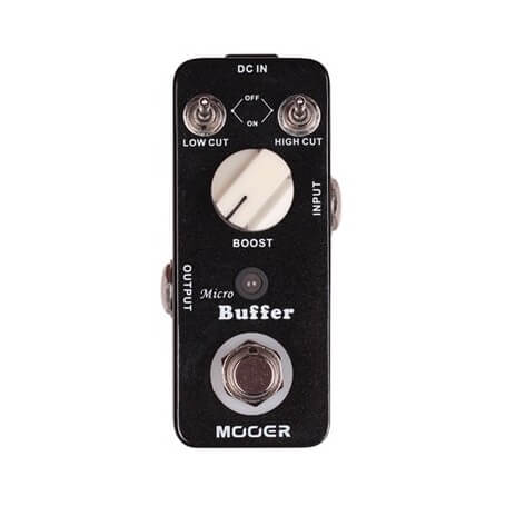 MOOER Micro Buffer pedal