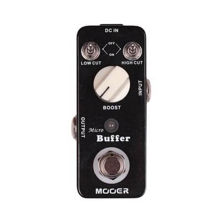 MOOER Micro Buffer pedal - vaiconlasigla; strumenti musicali; vaiconlasigla shop; vaiconlasigla strumenti musicali; musi