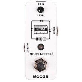 MOOER Micro Looper pedal