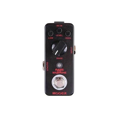 MOOER Rage Machine pedal - vaiconlasigla; strumenti musicali; vaiconlasigla shop; vaiconlasigla strumenti musicali; musi