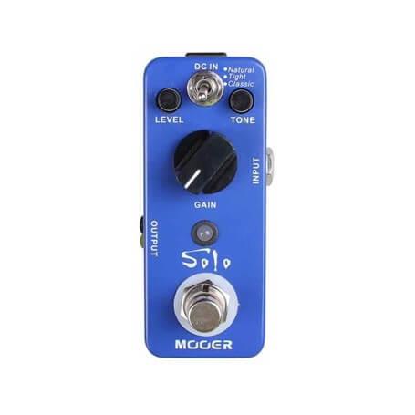 MOOER Solo distorsion pedal - vaiconlasigla; strumenti musicali; vaiconlasigla shop; vaiconlasigla strumenti musicali; m