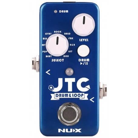 NUX JTC DRUM&LOOP MINI CORE LOOP SATION/DRUM MACHINE - vaiconlasigla; strumenti musicali; vaiconlasigla shop; vaiconlasi