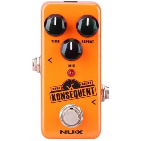 NUX MINI-STOMPBOX NDD-2 KONSEQUENT - vaiconlasigla; strumenti musicali; vaiconlasigla shop; vaiconlasigla strumenti musi