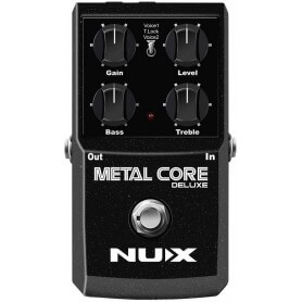 NUX STOMPBOX METAL CORE DELUXE
