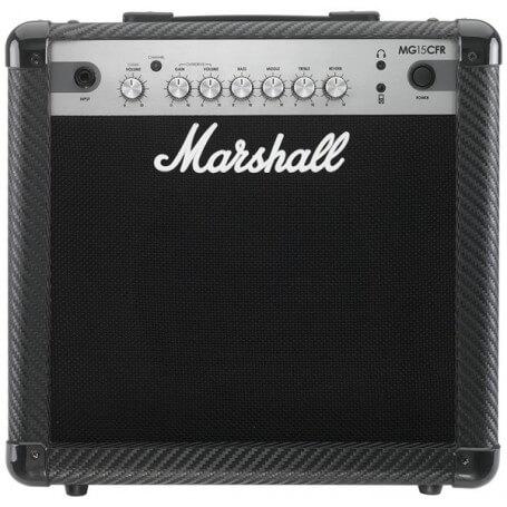 MARSHALL MG15CFR Carbon Fiber - vaiconlasigla; strumenti musicali; vaiconlasigla shop; vaiconlasigla strumenti musicali;
