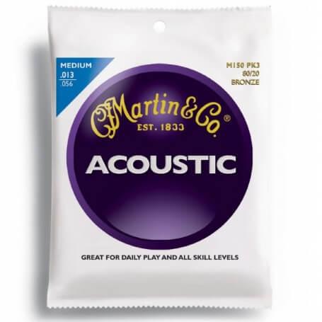 MARTIN M150 Medium 013-056 - vaiconlasigla; strumenti musicali; vaiconlasigla shop; vaiconlasigla strumenti musicali; mu