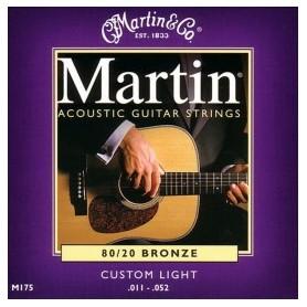 MARTIN M175 - 80/20 Bronze Custom Light