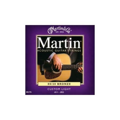 MARTIN M175 - 80/20 Bronze Custom Light - vaiconlasigla; strumenti musicali; vaiconlasigla shop; vaiconlasigla strumenti