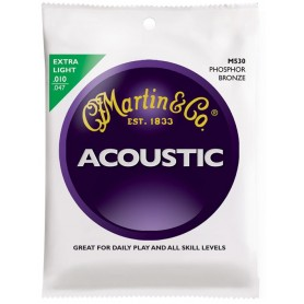 MARTIN MA530 - 92/8 Phosphor Bronze Extra Light