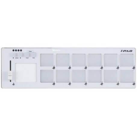 iCON i-Pad Mini USB Controller Bianco - vaiconlasigla; strumenti musicali; vaiconlasigla shop; vaiconlasigla strumenti m