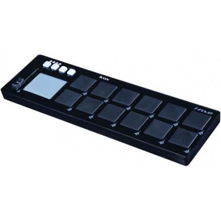 iCON i-Pad Mini USB Controller Nero - vaiconlasigla; strumenti musicali; vaiconlasigla shop; vaiconlasigla strumenti mus