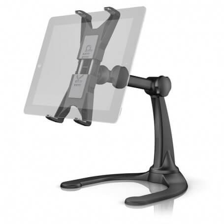 IK Multimedia IKlip xPAND StandSupporto da tavolo iPad e altri tablet - vaiconlasigla; strumenti musicali; vaiconlasigla