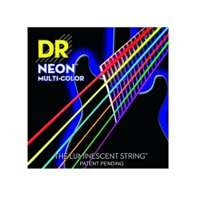 DR STRINGS MCE-10 MULTICOLOR