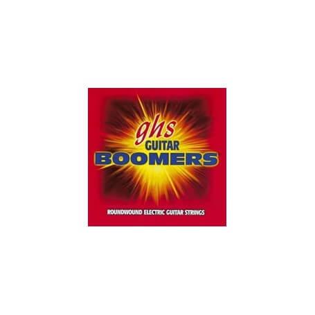 GHS Guitar Boomers Electric Extra Light - vaiconlasigla; strumenti musicali; vaiconlasigla shop; vaiconlasigla strumenti