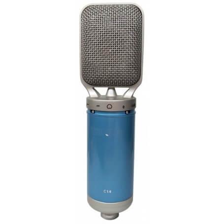 EIKON C14 Microfono da Studio a condensatore cardioide. - vaiconlasigla; strumenti musicali; vaiconlasigla shop; vaiconl