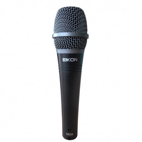 EIKON EKD8 Microfono dinamico professionale Super-cardioide - vaiconlasigla; strumenti musicali; vaiconlasigla shop; vai