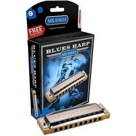 HOHNER M533016 Blues Harp 532/20 C (DO)