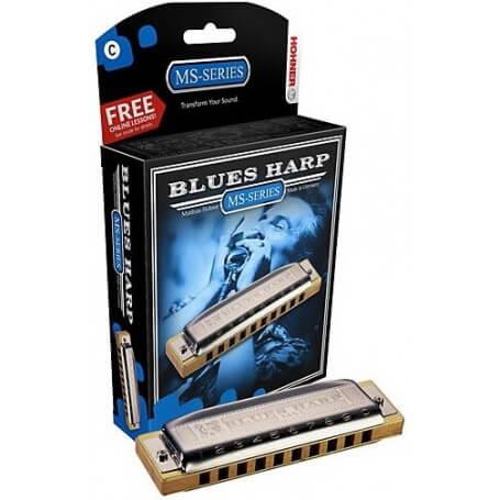 HOHNER M533016 Blues Harp 532/20 C (DO) - vaiconlasigla; strumenti musicali; vaiconlasigla shop; vaiconlasigla strumenti