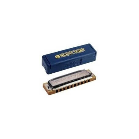 HOHNER BLUES HARP ARMIONICA IN SI (B)