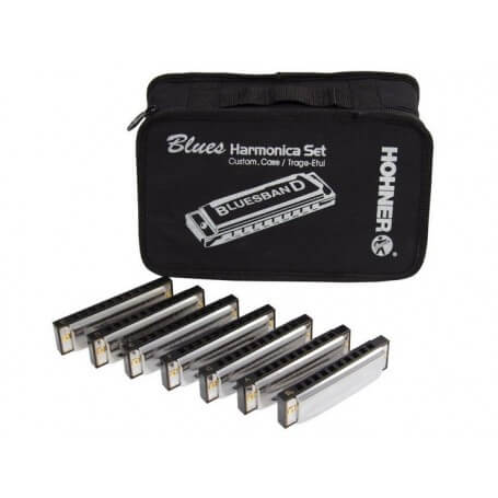 HOHNER SET 7 ARMONICHE BLUES