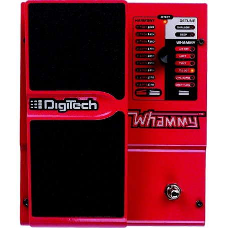 DIGITECH - WHAMMY 4
