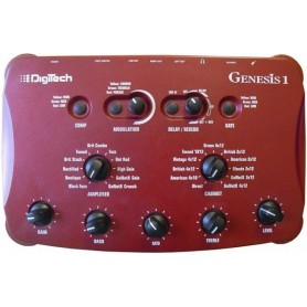 DIGITECH GENESIS 1 DESKTOP PROCESSOR