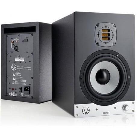 EVE AUDIO SC207 MONITOR ATTIVO BIAMPLIFICATO 150W - vaiconlasigla; strumenti musicali; vaiconlasigla shop; vaiconlasigla