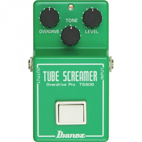 IBANEZ TS808 TURBO TUBE SCREAMER Overdrive Pro
