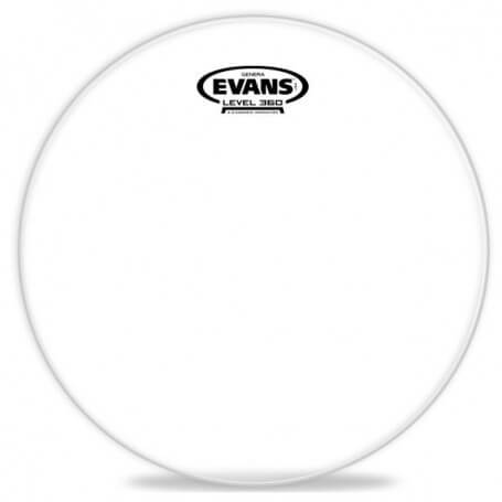 "EVANS TT10GR 10"" Resonant Clear"