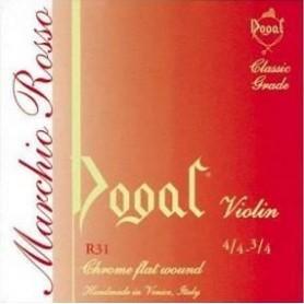 Dogal r31 serie rossa muta violino