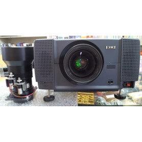 EIKI proiettore LC-X50M con ottica aggiuntiva.