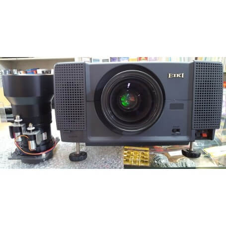 EIKI proiettore LC-X50M con ottica aggiuntiva. - vaiconlasigla; strumenti musicali; vaiconlasigla shop; vaiconlasigla st