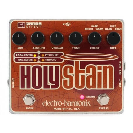 ELECTRO HARMONIX Holy Stain - vaiconlasigla; strumenti musicali; vaiconlasigla shop; vaiconlasigla strumenti musicali; m