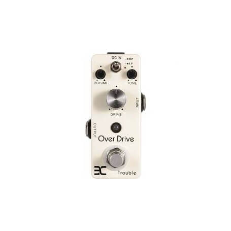 EX PEDALS TC-16 - TROUBLE IN MIND OVERDRIVE