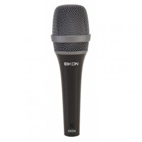 EIKON EKD9 Microfono dinamico professionale Super-cardioide
