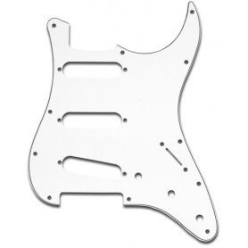 SOUNDSATION PARTS SP-3WMascherina per Strato, 3 Strati,Bianco