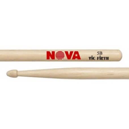 VIC FIRTH NOVA N5B bacchette - vaiconlasigla; strumenti musicali; vaiconlasigla shop; vaiconlasigla strumenti musicali;