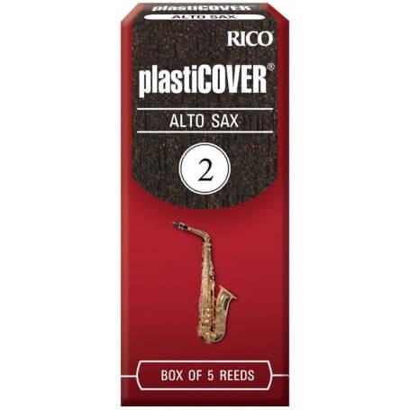 RICO RRP05ASX200 Ance per Sax Alto in Mib Plasticover, Misura 2 - vaiconlasigla; strumenti musicali; vaiconlasigla shop;