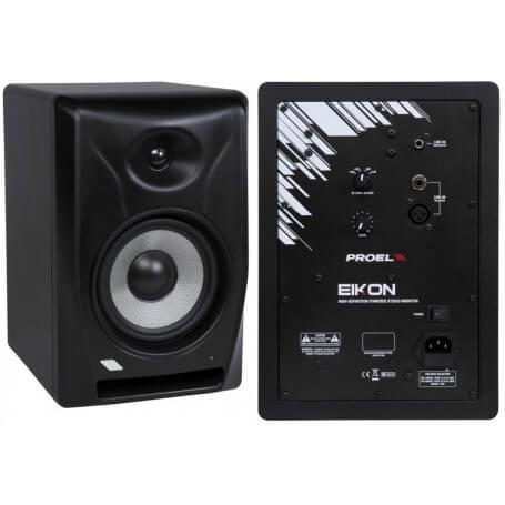 PROEL EIKON5 Nearfield studio monitor amplificati - vaiconlasigla; strumenti musicali; vaiconlasigla shop; vaiconlasigla