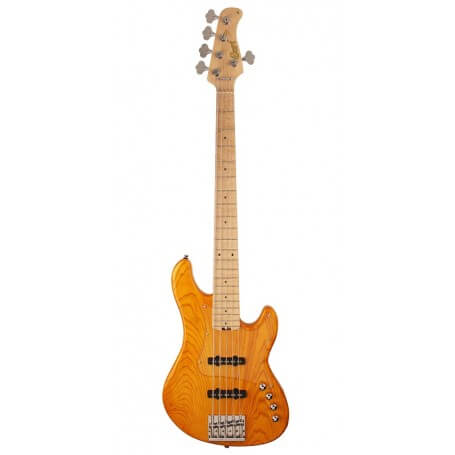 CORT GB75 JJ AM Basso Elettrico 5 corde Solid Body - vaiconlasigla; strumenti musicali; vaiconlasigla shop; vaiconlasigl