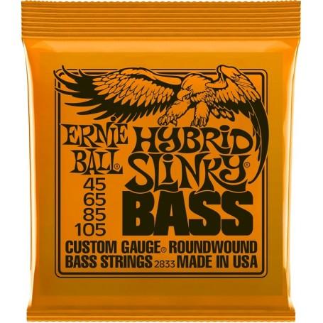 ERNIE BALL - 2833 NICKEL WOUND HYBRID - vaiconlasigla; strumenti musicali; vaiconlasigla shop; vaiconlasigla strumenti m